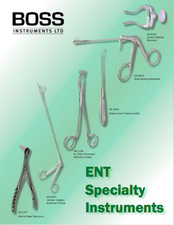 Tonsillectomy Instruments - Precision Surgical Ltd